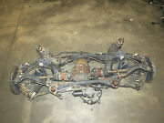 Jdm 93-98 Nissan Skyline Gts Rb25det Rear Subframe Differential Axles Calipers
