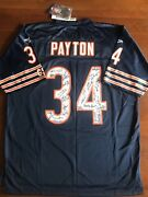 Walter Payton Chicago Bears Team Signed Jersey