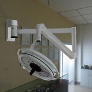 108w Wall Mounted Dental Led Shadowless Surgical Lamp Medical Exam Light Ce Fda