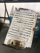Vw Early Bay Bus 68-71 Above Engine Shelf And Spare Wheel Trough