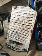 Vw Early Bay Camper / Bus Boot Floor Above Engine Solid Import