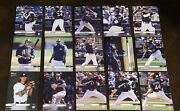 2019 Topps Now Milwaukee Brewers Road To Opening Day 15-card Team Set Pr 111