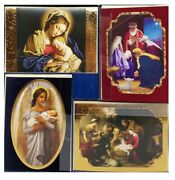 Hallmark Style 40count Christmas Holiday Cards With Envelopes Religious