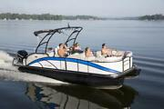 Boat Cover Play Pen Cover 2013-2015 Sylvan Pontoon 236 S-3 Part 31024063w