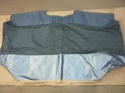 1962 Ford Galaxie Blue Front Seat Cover N.o.s.