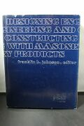 Designing Engineering And Constructing With Masonry Products 1969 Johnson Text