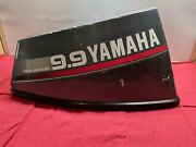 Yamaha Top Cowling 6g8-42610-13-4d 9.9hp 94 T9.9exhs