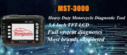 Master Support For 15 Brands Motorcycles Mst-3000 Universal Motorcycle Scanner