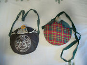 Girl Scout Gs Scouting Canteens And Trail Canteen Vintage 1950s / 60s