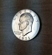 Coin United States Of America One Dollar Liberty 1971