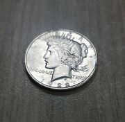 Coin Silver United States Of America One Dollar 1922 1