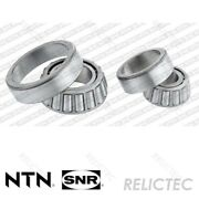 Front Wheel Bearing Kit For Nissancabstar 32219-9x501 40215-f3901 40215-9x50a