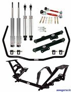 Qa1 Drag Racing Level 1 Suspension Kit - Fits 1994-1995 Ford Mustangcobragt