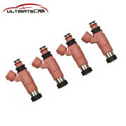 New 4x Fuel Injectors For Yamaha Outboard 115 Hp Marine Engine Cdh210 2000 Up