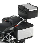 New Bmw R1250 Gs / R1200 Gs Vario Top And Side Cases Luggage W/ Top Case Bracket