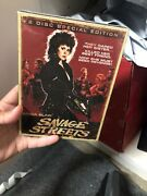 Savage Streets Dvd, 2008, 2-disc Set, Special Edition New Sealed Oop