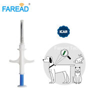 100pcs/lot 2.12x12mm Fdx-b Rfid Microchips Animal Chip Injector For Pets Dog