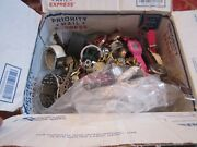 6 Lbs Of Assorted Watches - Assorted Variety - Some May Need A Battery To Work