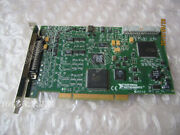 1pc Used Ni Pci-6731 Data Acquisition Card 16-bit 4 Channel Tt8