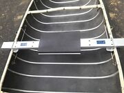 Canoe Crossbar And/or Clamps And/or Seat And/or Stabilizer Floats
