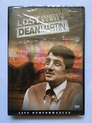 Lost Concerts Series - Dean Martin Dvd 2009 Collector Brand New Sealed Rare