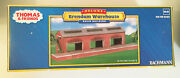 Bachmann Trains Thomas And Friends Brendam Warehouse Resin Building 35904