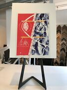 James Rosenquist Flame Out For Picasso 1973 Lithograph 81/90 Signed