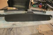 67-68 Plymouth Barracuda Showcars Front Header Panel With Lower Grille Filled