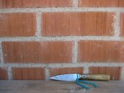 Vintage 3 Blade American Cutlery Company Carbon Paring Knife Usa