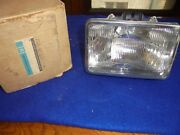 Nos 75 Chevy Monza Rh Inboard Headlamp Capsule Complete W/sealed Beam Gm 5966078