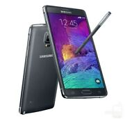 Unlocked / T-mobile Samsung Galaxy Note 4 Sm-n910t 4g Lte 32gb Smart Cell Phone