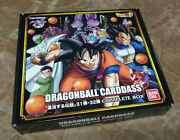 Sale Bandai Carddass Dragonball Z Complete Box Part 31, 32