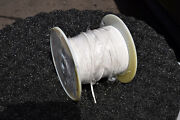 New- 100and039 Teflon Silver Plate Wire 10 Awg White Mil-w16878 Type E Guaranteed