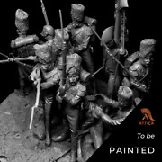 Last Stand Of Old Guard At Waterloo Painted Toy Soldier Pre-sale | Art Quality