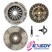 Exedy Oe Replacement Clutch Kit With Flywheel For 2007-09 350z Vq35hr Nsk1024fw