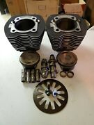 Harley-davidson Cylinders Pistons Cams Stock