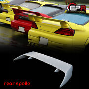 Frp Unpainted 326power Rear Trunk Spoiler Wing Kit For Nissan 180sx S13 S14 S14a