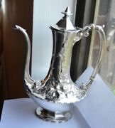 Reed And Barton Sterling Silver Jug 264 Made In Usa