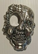 New The Walking Dead One Eyed Zombie Metal Bottle Opener By Diamond Select Toys