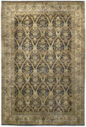 Vintage Oriental Handknotted Wool Rug 10and039 X 14and039