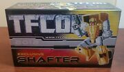 Transformers Igear Toys 3rd Party Tfcon 2012 Exclusive Shafter New