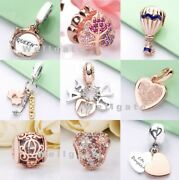 Genuine 925 Sterling Silver Well Essence Charms For Essence Charm Bracelet New