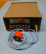 Newport 1830c Power Meter Mainframe And 818-ig Detector With Calibration Module