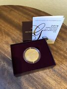 American Eagle 2019 One Ounce Gold Uncirculated Coin