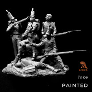 Soldiers Of 28th North Gloucesters Painted Toy Soldier Pre-sale | Art Quality