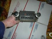 19711972 Buick Lesabre Radio On Shelf For 30 Yrs Untested