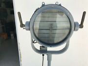 L.l. Rowe Signal And Search Light Us Marine