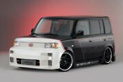Jp Style Frp Front Bumper Kit Facelifted For 04-05 Toyota Scion Bb Xb Ncp Xp30