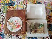 New Mouse Tales Friendship Delivers Holiday Wishes 1998 Enesco 360406