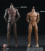 1/6 Michael Jordan Muscular Male African Extra Tall Figure For Enterbay Body Toy